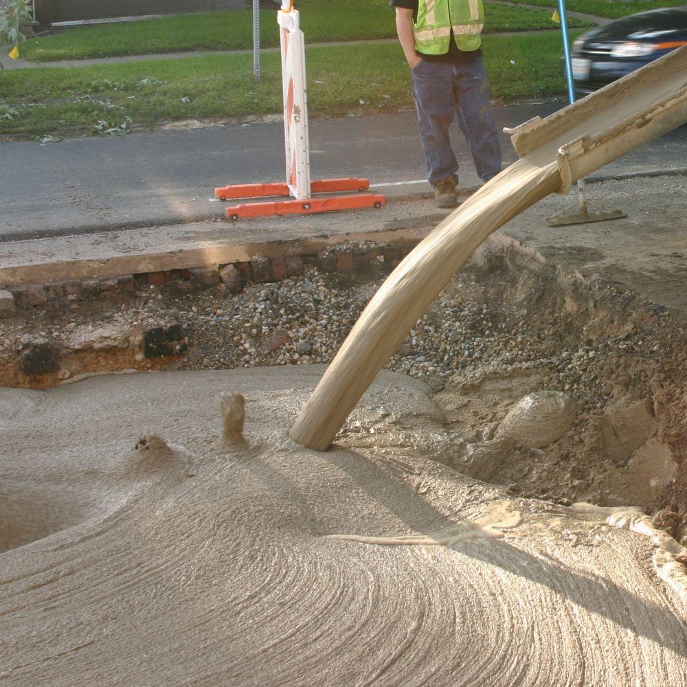 Low Density Fill Concrete : Illinois ready mixed concrete association flowable fill